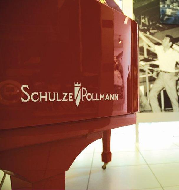 Schulze-Pollmann 197 G5 Rosso Formula - Ferrari Edition